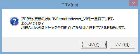 Trvi2confirm